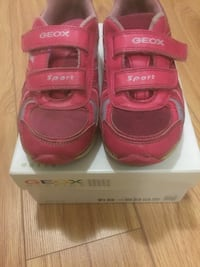 Geox girls sneakers with box Mississauga, L5B 4G7
