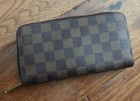 LV wallet (broken zipper) Markham, L3P