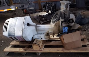 1990 200HP Johnson Outboard
