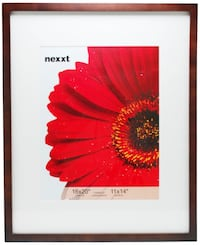 """nexxt Gallery Picture Frame, 16""""x20"""" Matted to 11"""" Toronto"""
