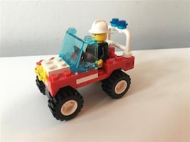 Lego Town Rescue Runabout #6511