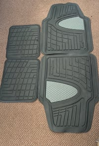 One set of Goodyear Universal Floor Mats and two Steering Wheel Covers. Selling all items together. Used Normal Wear. Zion, 60099