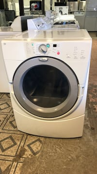 Whirlpool Duet Front Load Dryer 1 Year Warranty San Antonio, 78239