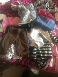 Toddler's assorted clothes Hesperia, 92345