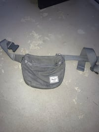 Herschel fanny pack grey. Amazing condition