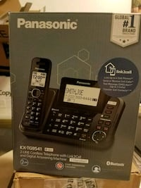 Brand new in box Panasonic Link2Cell cordless