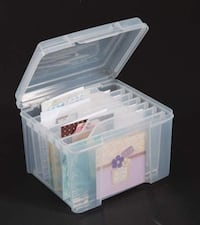 Greeting Card Keeper / Photo Organizer (2 available) KITCHENER