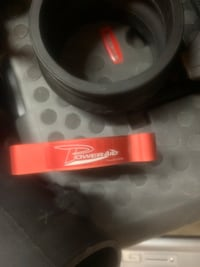 Power aid throttle body spacer Graham