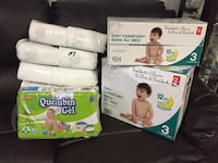 Unopened 480 diapers,size 3 Sudbury