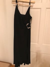 Evening Dress with sparkly buckle