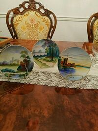 Collectable plates  Manalapan Township, 07726