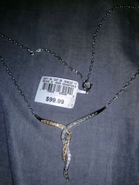 PAJ china necklace nwt Providence Forge, 23140