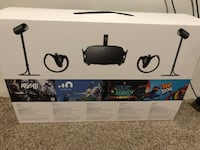 Oculus Rift (Open box but Brand New) comes with everything. New York, 10460