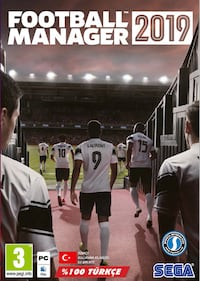 PC Football Manager 2019