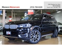 2015 BMW X5 - Heads up display | 360 view cam | Pano | 83,000km Toronto
