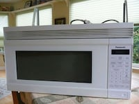 white General Electric microwave oven Victoria, V8X 1W2