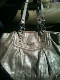 Coach Silver Tote  High Point, 27262