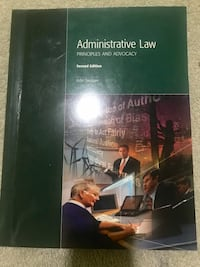 Administrative Law book