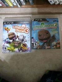 Lbp3 Ps3 and Lbp2 Special edition Ps3 Georgetown, 78628