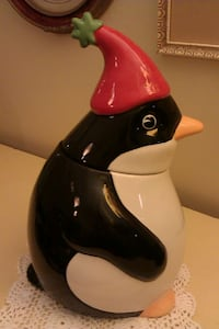 Penguin Cookie Jar Langley, V2Y 1A5
