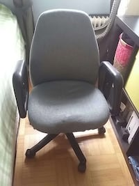 Office chair-grey