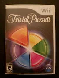 Trivial Pursuit for Nintendo Wii  Vaughan, L4L