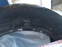 4 tires 225/55r18 all season Edmonton, T6W