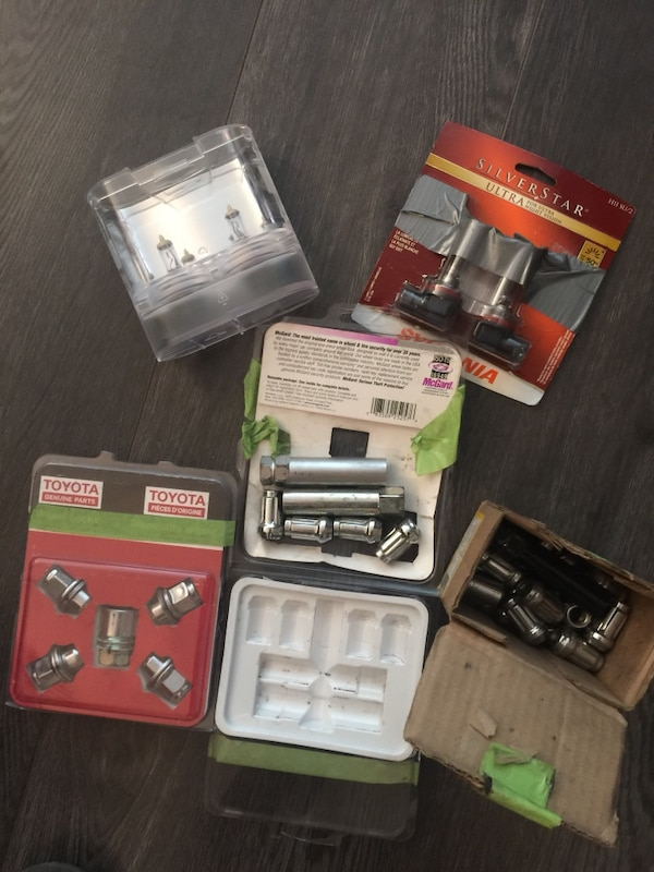 Car head lights and others