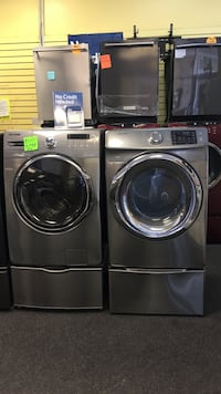 Samsung set Washer And Dryer excellent condition  Windsor Mill, 21133