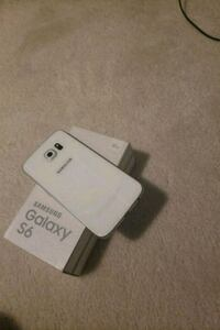WHITE Samsung Galaxy S6 UNLOCKED with box Vaughan, L6A 0M5