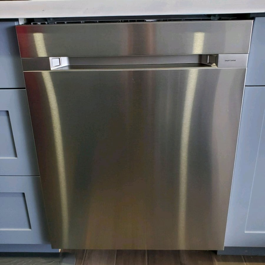 SAMSUNG STAINLESS STEEL DISHWASHER FOR SALE