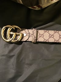 gray and black Gucci belt Whitby, L1M