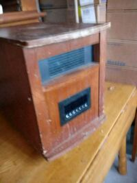 Heater needs wiped off been in storage works good Big Pool, 21711