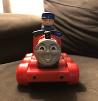 Thomas Push & Go Train