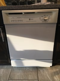 White (GE) Dishwasher. Great Condition $75/obo