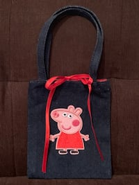 Peppa Pig Denim Child Purse—NEW Vienna, 22180