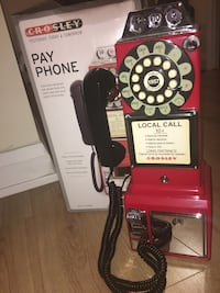 Retro Crosley Phone  Toronto, M2M 2V2