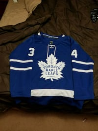 Maple leafs Matthew's jersey Oakville