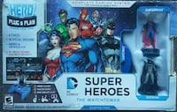 DC Super Heroes TV plug and play game Kitchener