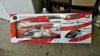 Finback UJ317 R/C helicopter box Meridian charter Township, 48840