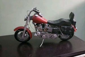 Antique Motorcycle (Display)