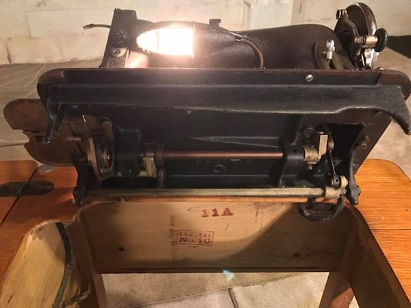 Used 40 White Rotary Antique Sewing Machine For Sale In Indian Awesome 1927 White Rotary Sewing Machine