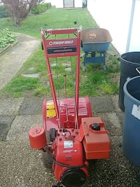 red and black Toro snow blower Brentwood, 11717
