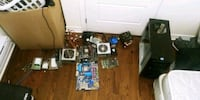 Bunch of PC Parts Milton, L9T 8RT
