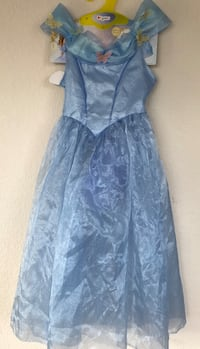 Cinderella dress with purse, shoes and wand Kent, 98032
