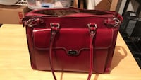 Leather McLaren woman's briefcase bag  Leesburg, 20176