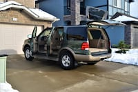 2004 ford expedition (Mint shape) AB- ACTIVE 3132 km