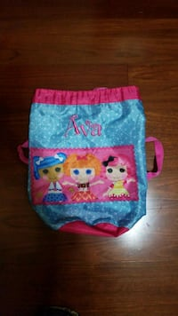 blue and pink Hello Kitty print textile Youngsville, 70592