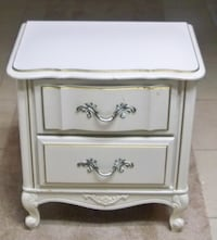Classic French Provincial Nightstand LANGHORNE