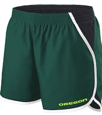 Oregon Duck women's shorts  Eugene, 97404